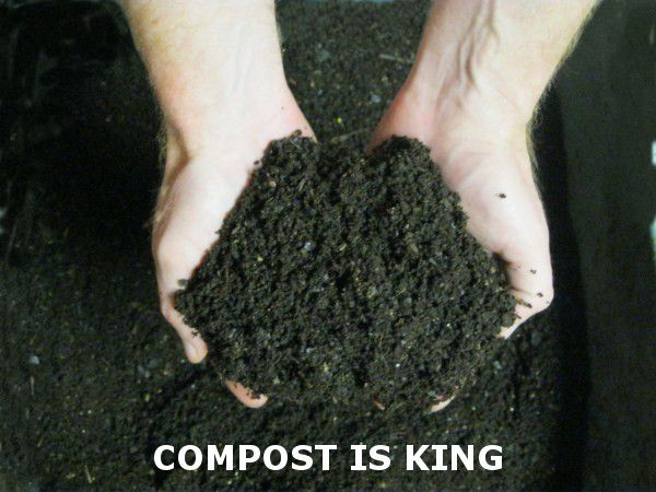 90 best composting soil images on pinterest compost for Soil king compost