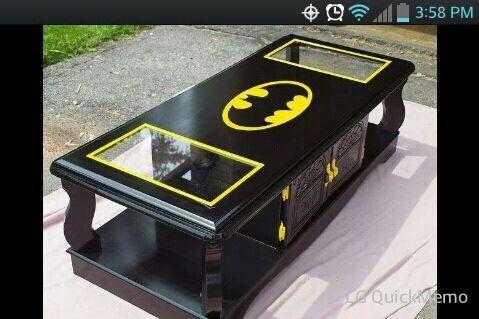 Pinterest - Batman bedroom furniture ...