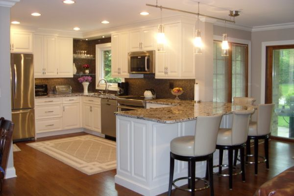 1000 ideas about raised ranch kitchen on pinterest for Raised ranch kitchen designs