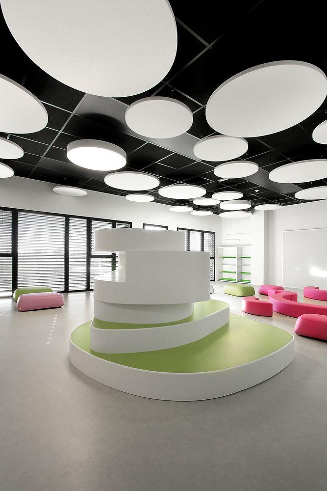Gallery - School Complex Les Perséides / Atelier REC architecture - 5