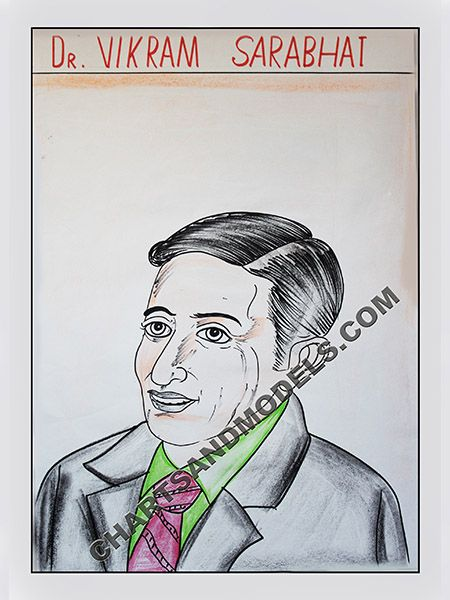 Buy Vikram Sarabhai Charts Online In Delhi Buy Vikram Sarabhai Charts Online for schools as well as students regarding their project.