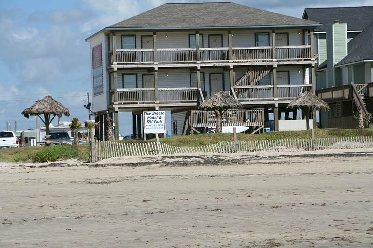 Upper Deck Texas Beach House Al In Surfside