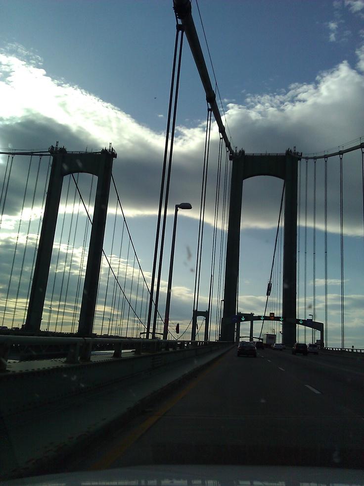 Delaware Memorial Bridge: Memories Bridges, Favorite Places, Delaware Memories