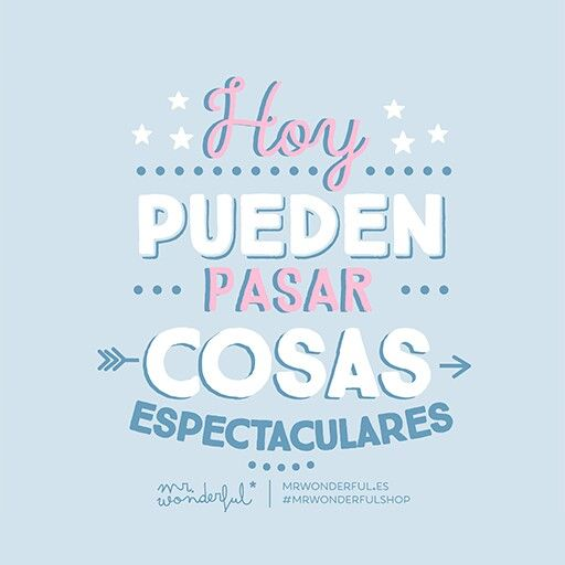 1000 images about frases de mr wonderful on pinterest for Frases de mister wonderful