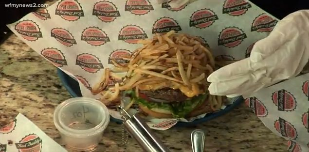 Mike Carroll from Bad Daddy's Burger Bar is whipping up some delicious recipes this Saturday on the Good Morning Show!