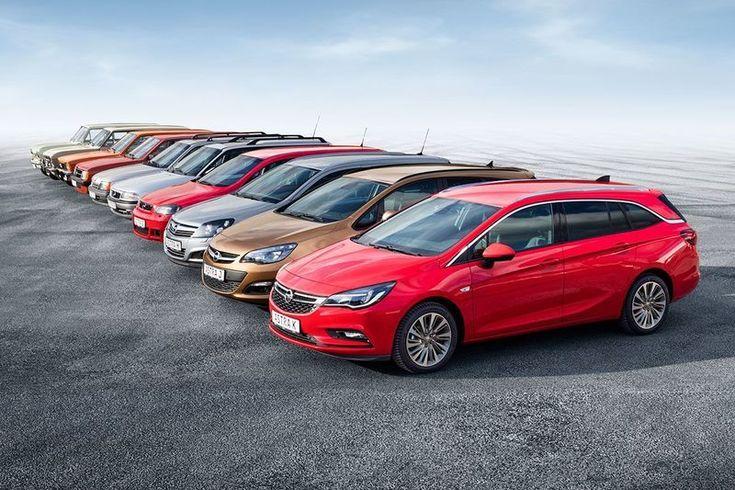 De Astra en diens voorgangers word tal jarenlang in één adem genoemd met Nederlandse nuchterheid. Door de jaren heen is er een hoop veranderd en met in de komst van de huidige Astra K Sports Tourer zag Opel een prima aanleiding om te graven in de Astra-stamboom.
