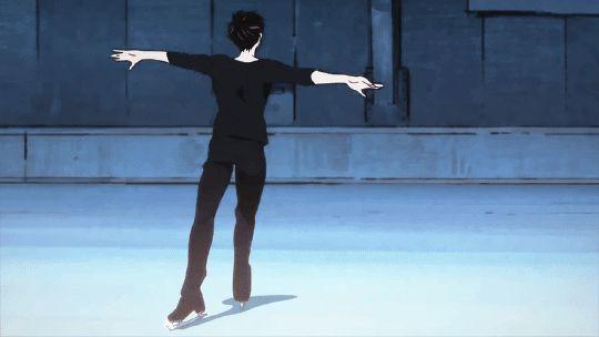 Resultado de imagen de yuri on ice
