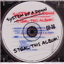 CD System of a Down - Steal This Album