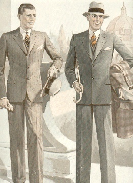 Tales of a Southern Retro: Style Guide - The 1920's