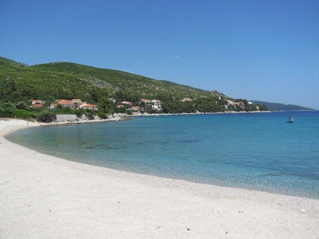 Best Beaches on Korcula Island - Prizba, Blato