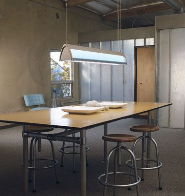 Prulite - Products Aparia. Prudential Lighting. Conference Room Lighting.