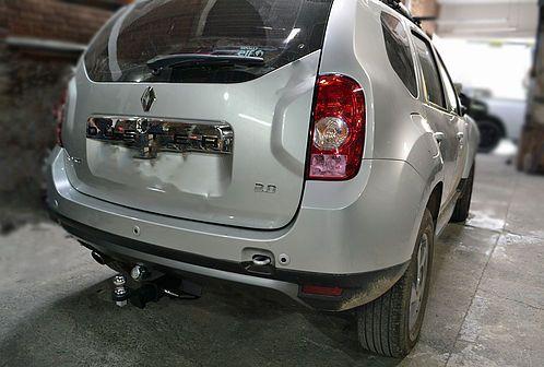 Tiro de Arrastre Renault Duster