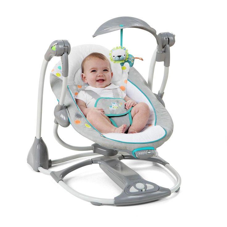 Baby Ingenuity ConvertMe Swing-2-Seat - Ridgedale - Baby Swings