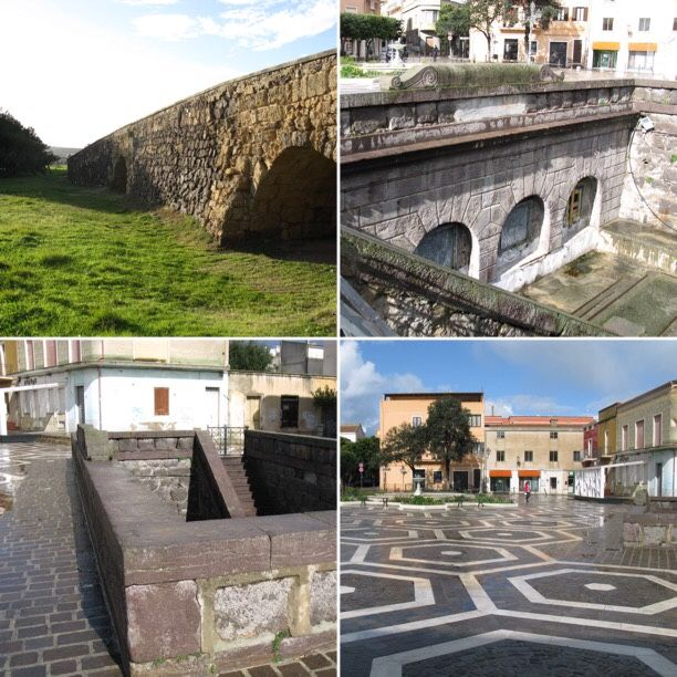 """Sant'Antioco is a very old town, lately discovered to be the oldest in Italy. Entering the village you meet """"Pontimanno"""", a roman and unique bridge not only for his form but also for its position o..."""