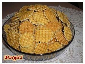 Kiprobalt receptek - Sós sütik