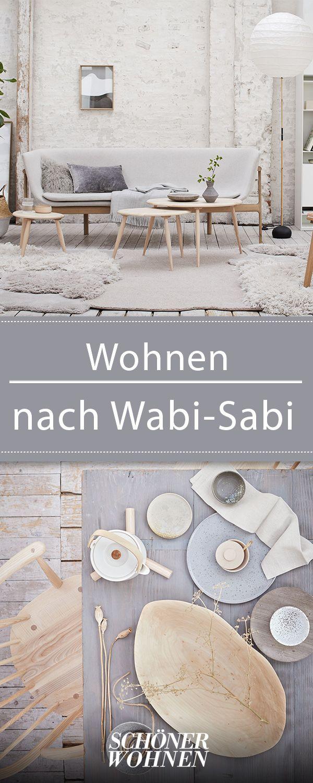 Wohnen Nach Wabi Sabi Mobel Und Ideen Japanische Raumgestaltung Japanische Inneneinrichtung Japan Design