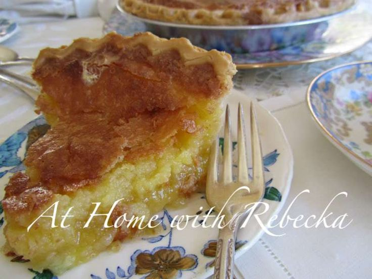 Butter Chess Pie…#3 I've tried tore-create the ButterChess Pie recipe from Furr's Cafeteria for years! I've come close but nevermet the standardforthe creamy, rich flavor of the original recipe.  Furr's recipe is the perfect slice of heaven; gooey yet creamy, andjust the right amount of sweetness to balance the custard texture.  I've...