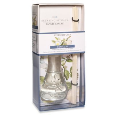 Yankee Candle® Relaxing Rituals™ Tranquil Reed Diffuser - BedBathandBeyond.com