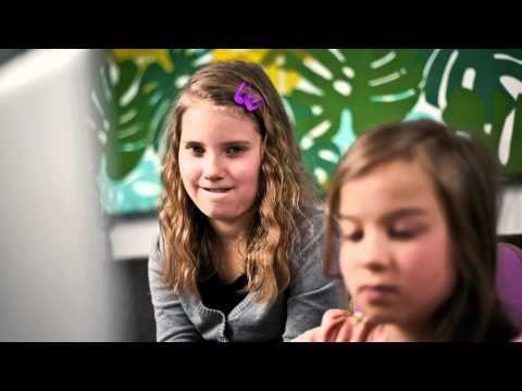 Nettielämää - Pääsenkö porukkaan? (3.-4.lk video 6:13 + keskustelumateriaali).