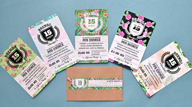 Tarjetas de 15 florales y divertidas                                                                                                                                                                                 Más