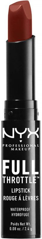 NYX Full Throttle Lipstick - Con Artist