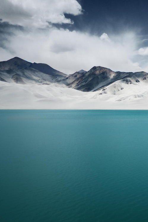 07-02-16 - Lac & montagne
