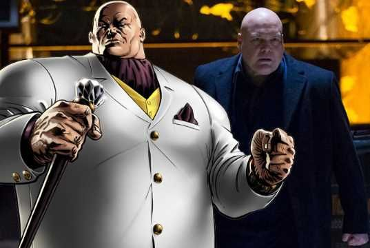 Vincent D'Onofrio as Kingpin