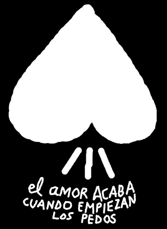El amor termina cuando comienzan los pedos... Alejandro Magallanes