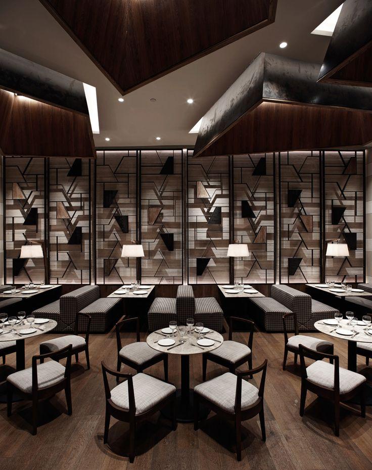 BTR Workshop Completes Simplylife Restaurant In Shenzhen