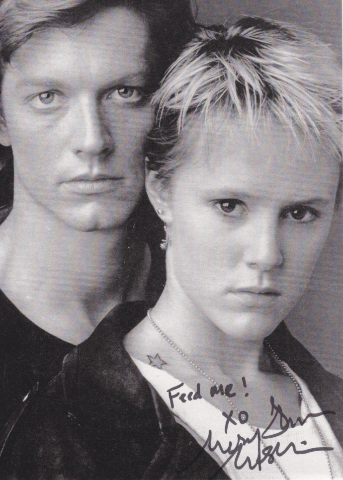 Eric Stoltz and Mary Stuart Masterson