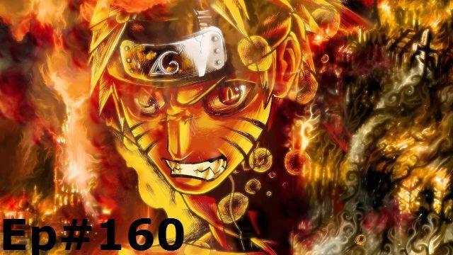 Naruto Shippuden Episode 160 English Dubbed