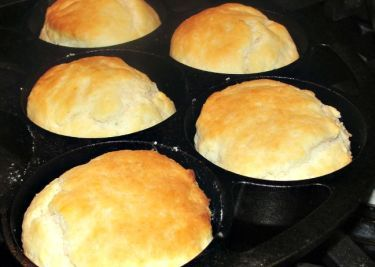 Make and share this Hardee's Biscuits recipe from Genius Kitchen.