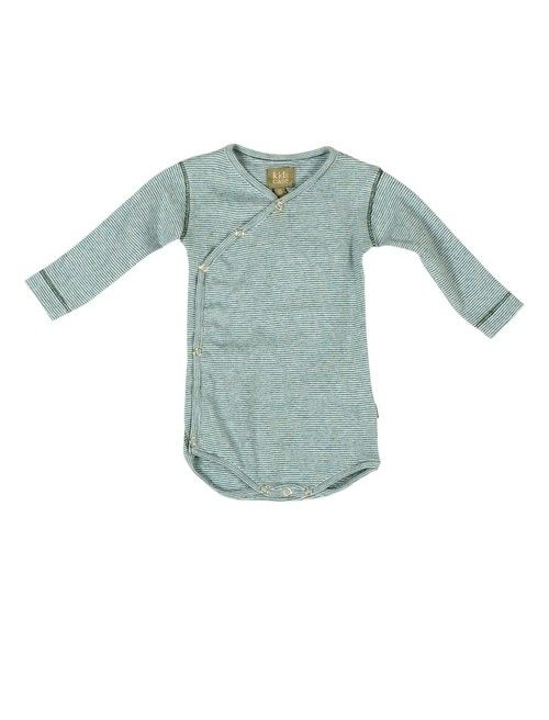 KIDSCASE DICKY EKOLOGISK BODY BLUE/BOTTLE GREEN