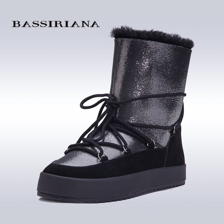 =>>Save onBASSIRIANA 2017 New Arrival Hot Sale Women Boots Solid Soft Cute Women Snow Boots Round Toe Flat With Black White Winter ShoesBASSIRIANA 2017 New Arrival Hot Sale Women Boots Solid Soft Cute Women Snow Boots Round Toe Flat With Black White Winter ShoesIt is a quality product...Cleck Hot Deals >>> http://id375294610.cloudns.hopto.me/32697742622.html images