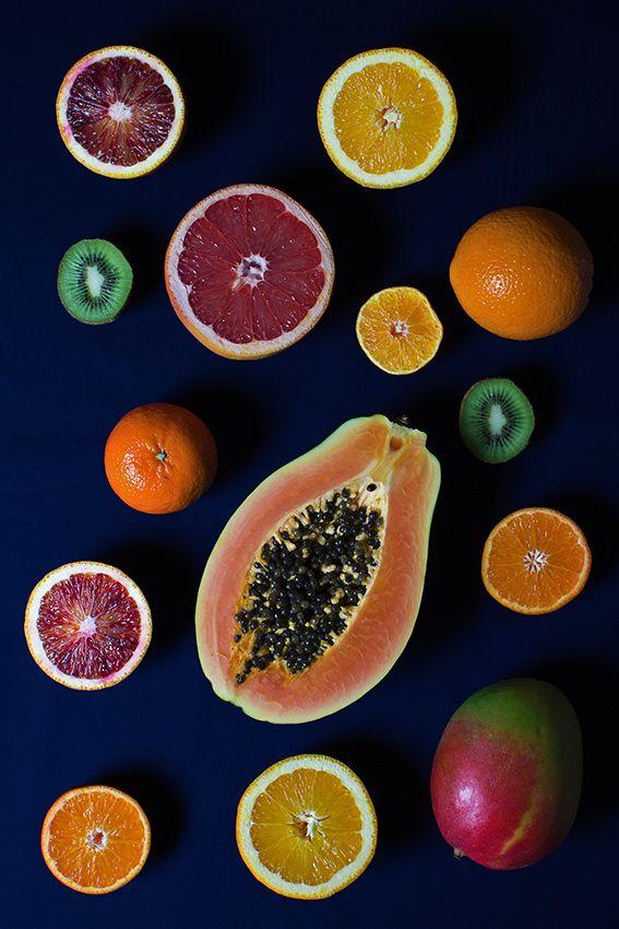 Winter Fruits by La Domestique
