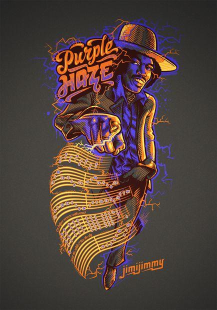 jimijimmy • BoomArtwork - Illustration, graphic design & custom lettering by Eric van den Boom