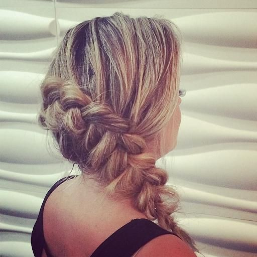 Relaxed Braid Plait - Hairstyles and Beauty Tips Princess Elsa Hair style