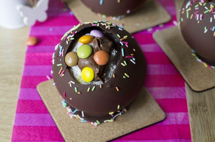 Siete pronti per la Pasqua ? Pochi ingrediente, tanto sapore e un grande effetto. Ecco che vi propongo le UOVA DI PASQUA RIPIENE