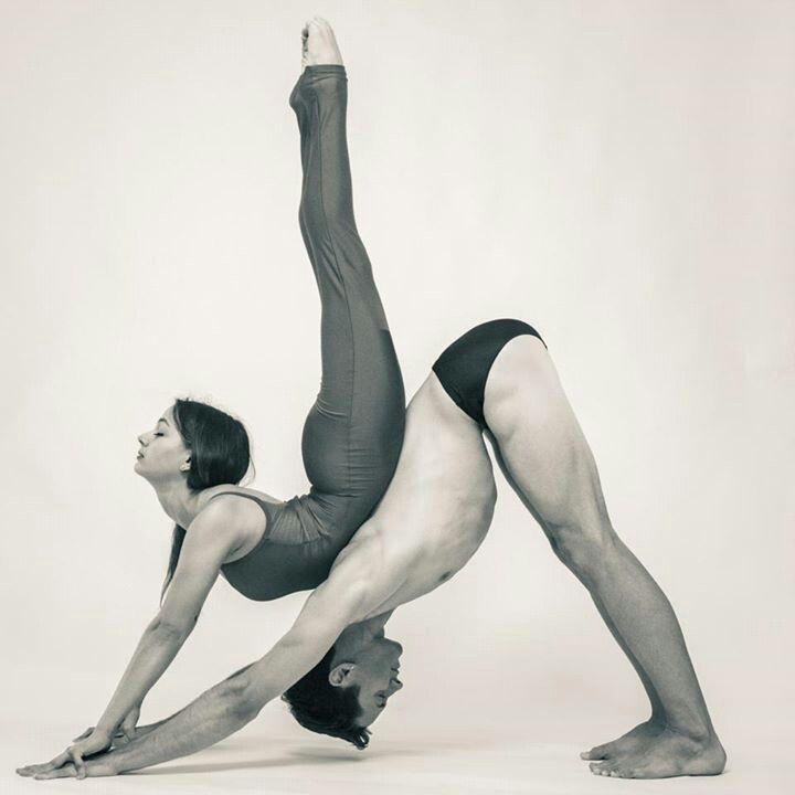 171 Best Acro And Couples Yoga Images On Pinterest Yoga