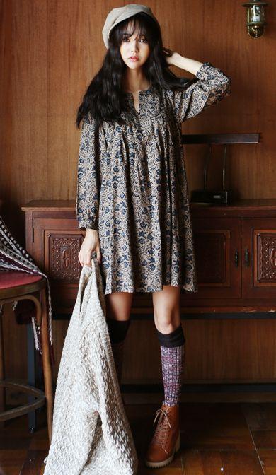 Úrsula would dress like this.