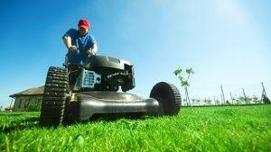 Ein schöner Rasen braucht die richtige Pflege. (Quelle: Thinkstock by Getty-Images)