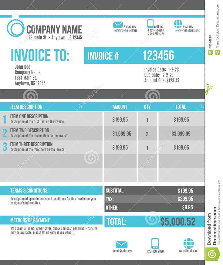 3d invoice template free download check more at https