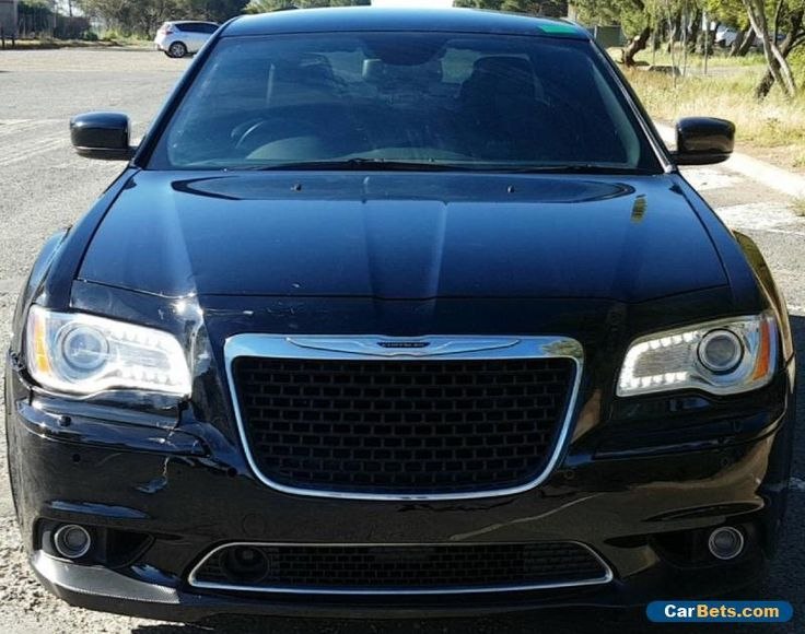 Car for sale 2014 chrysler 300 srt8 v8 64l hemi auto
