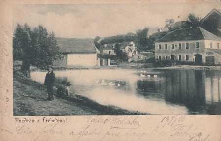 Třebotov rybník