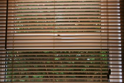 How to Lengthen Bamboo Blinds by Adding Part of Another