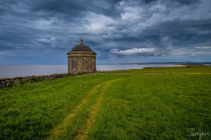 Mussenden Temple - null