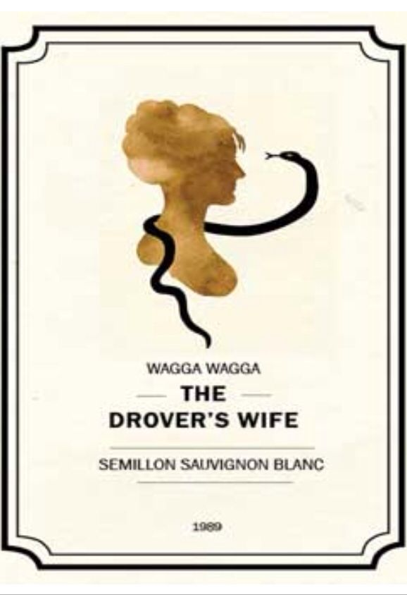 distinctively visual the drover s wife 'the drovers wife' + 'in a dry season' authors such as henry lawson use  language and other techniques to paint distinctively visual images to.