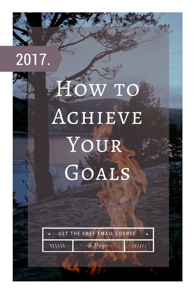 Making and Sticking to a New Year's Resolution - How to Achieve Your Goals