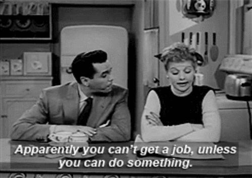 I Love Lucy hahaha