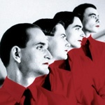 """Great discussion of the intersection of rock and art culture, using Kraftwerk's recent MOMA performances and Yamantaka // Sonic Titan's """"noh-wave"""" theatrics as talking points."""